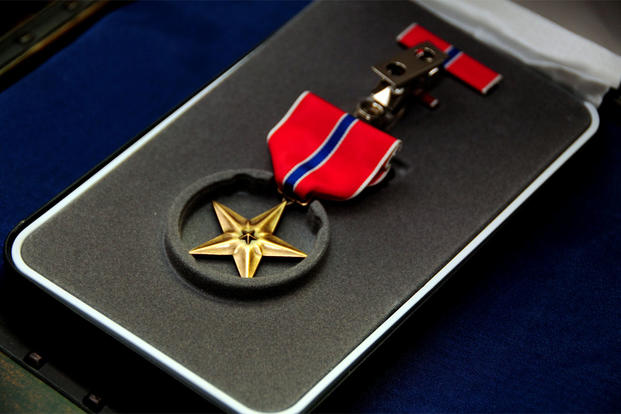 Bronze Star (U.S. Air Force photo)