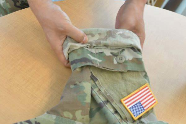 Army's New Uniform Policy Lets Soldiers Roll Up Sleeves