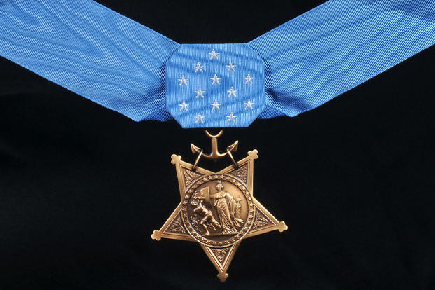 Medal of Honor. Navy photo