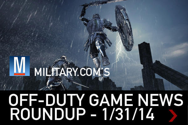 01/31/14 Off-Duty Game News Roundup