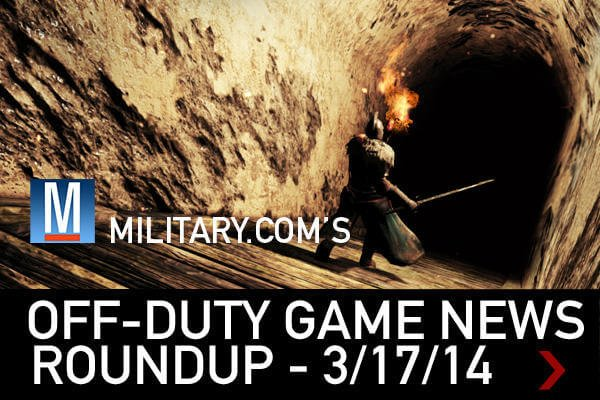 3/17/14 Off-Duty Game News Roundup
