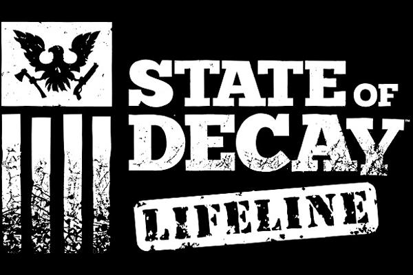 State of Decay: Lifeline logo.