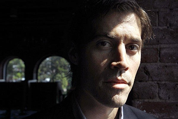 Reporter James Foley