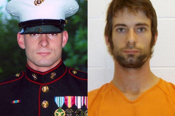 Eddie Ray Routh is the former Marine accused of killing Navy SEAL sniper Chris Kyle and Chad Littlefield on Feb. 2, 2013. (AP Photo/Routh Family, Erath County Sheriff's Office)