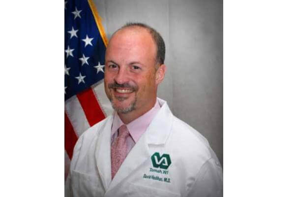David Houlihan, the chief of staff at the Tomah, Wisconsin, VA medical center, was notified Oct. 30, 2015, that he would be fired for allegedly handing out excessive narcotics. (VA photo)
