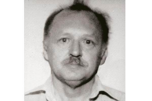 Ronald Pelton, shown in this undated U.S. government photo, a former National Security Agency employee convicted of selling secrets to the Soviet Union, has been released from U.S. custody 30 years after his arrest. (NSA photo)