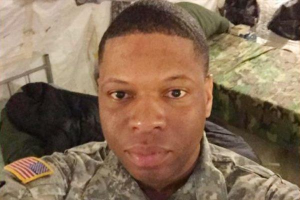 Antonio Davon Brown, a 29-year-old captain in the U.S. Army Reserve, was one of 49 people who was killed in the shooting. (Photo courtesy Texas A&M University)