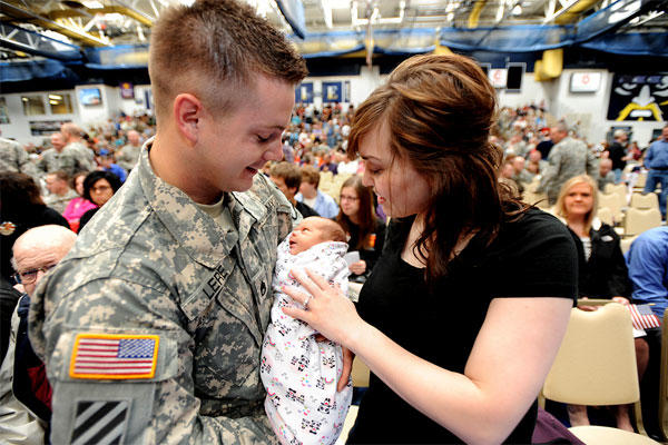 All 50 States Easing Licensing For Military Spouses