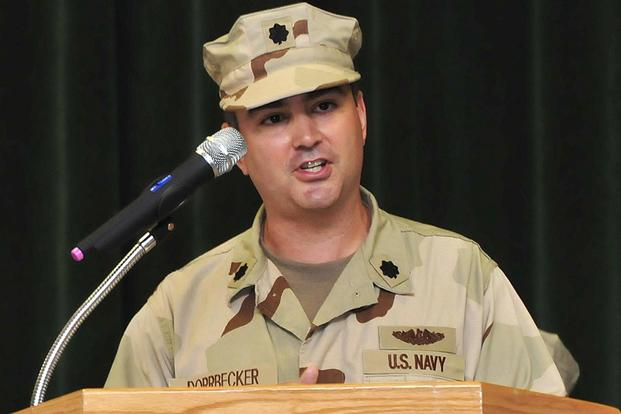Navy captain doctor sex wife