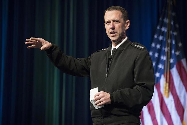 Chief of Naval Operations Adm. John Richardson. U.S. Navy official file photo
