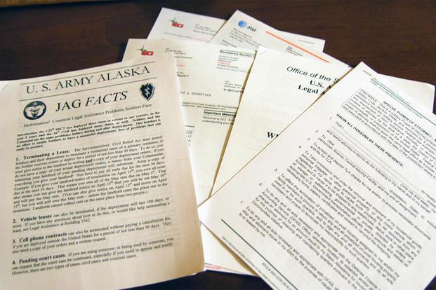 Marine corps order on divorce