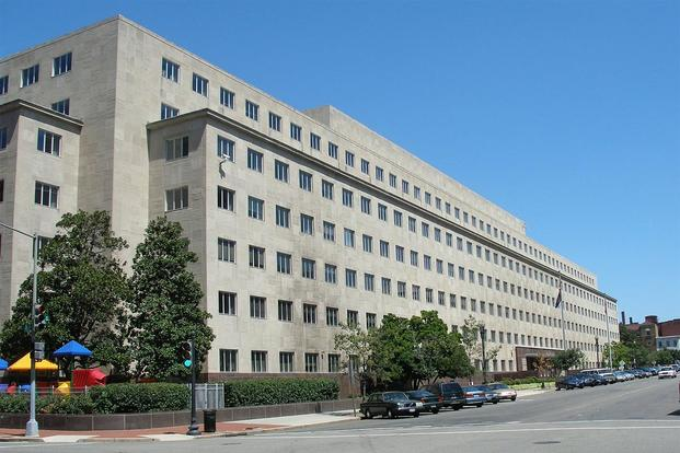 The headquarters of the Government Accountability Office in Washington. D.C. (Photo: Wikimedia Commons by Coolcaesar)