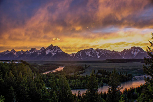 Grand Teton National Park (Photo: U.S. Department of the Interior, courtesy of Christina Adele Warburg)