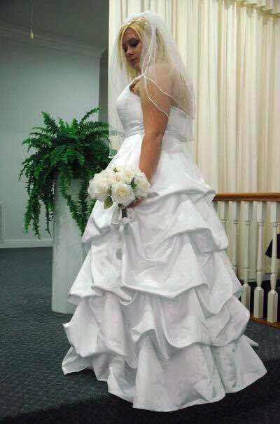 Viral Wedding Dress