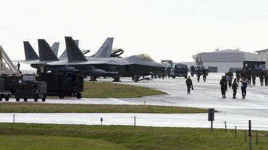 Sound Off: Do Overseas Military Bases Damage National Security