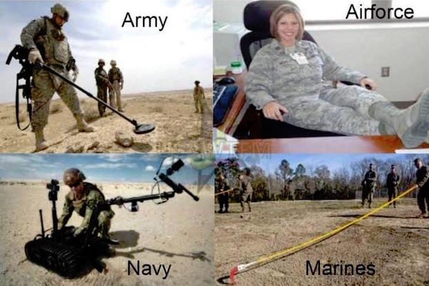 The 13 Funniest Military Memes Of The Week 3 30 16 Military Com