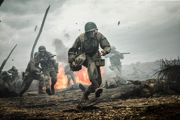 Hacksaw Ridge' is a War Movie Like No Other | Military com