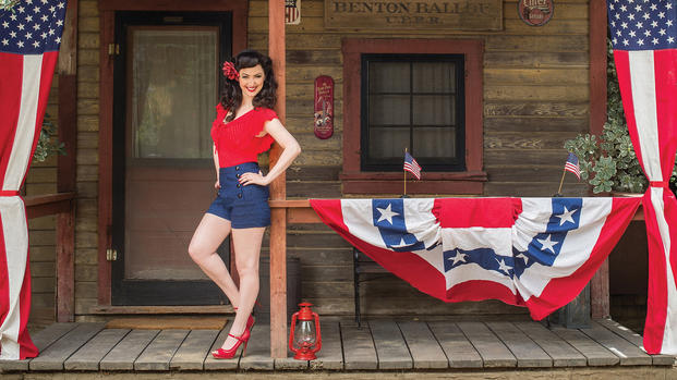 Meet The Women Of Pin Ups For Vets 2018 Military Com