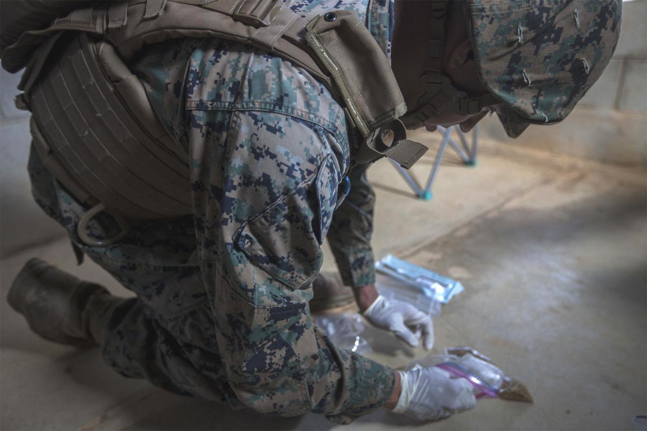 CSI USMC: Marines Get Upgraded Portable Forensics Labs