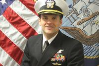 Lt. Mark Alan Weiss. Courtesy Naval Special Warfare Command