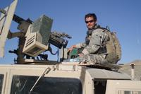 The White House announced that Staff Sgt. Ronald J. Shurer II will receive the Medal of Honor for going above and beyond the call of duty April 6, 2008, while in Afghanistan during Operation Enduring Freedom. (Courtesy photo from Ronald J. Shurer II)