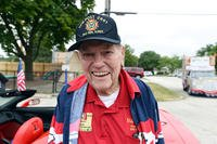 Retired VFW Member