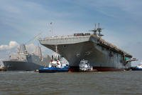 LHA(R) America Class Amphibious Assault Ship