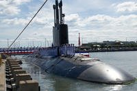 Virginia Class Attack Submarine SSN