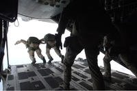 Air Force Pararescue Jumpers
