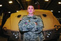 Army Sgt. 1st Class Chad Corey