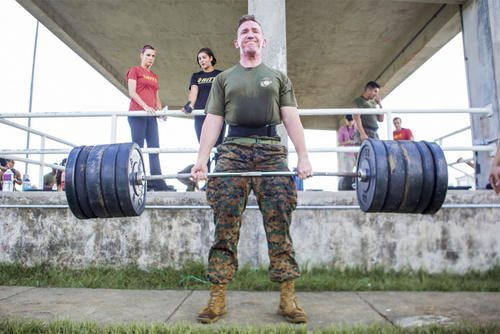 Military Workouts, Military Fitness Articles and Resources