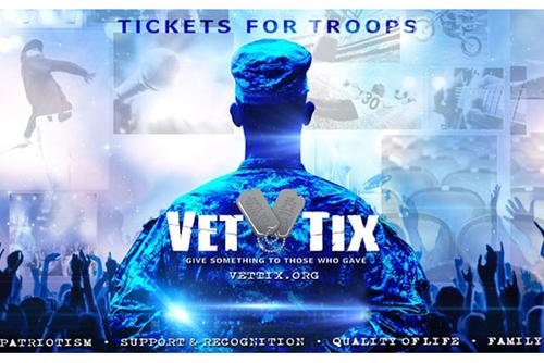 Military discount center deals and discounts military veterans get free tickets thanks to vet tix fandeluxe Choice Image