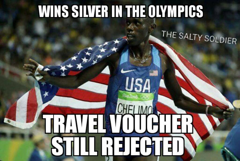 TSS funny army memes travel voucher silver medal the 13 funniest military memes of the week 8 31 16 military com