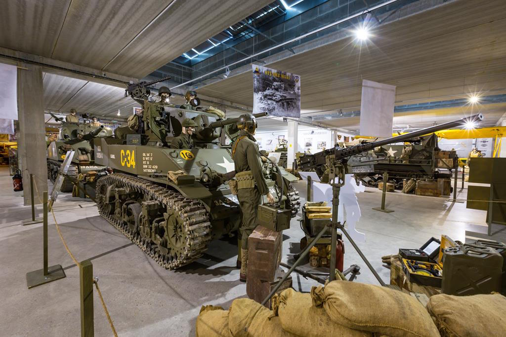 Own a Piece of the Normandy Tank Museum | Military.com